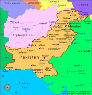 Believing God together for His light to break through in Afghanistn and Pakistan