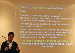 Pastor Jerome Ocampo - Children in Prayer