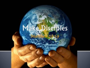 INTERNATIONAL YEAR OF THE GREAT COMMISSION