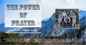Introducing 'The Power of Prayer' – a song for United Prayer Rising, 2016