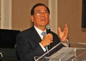 Pastor Nam Soo Kim - Prioritise the Children