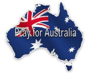 Australia Asks for Prayer Support